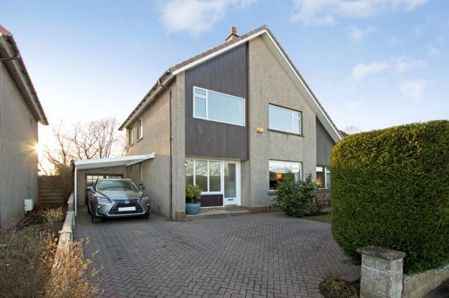 Thumbnail Detached house for sale in Ben Alder Place, Kirkcaldy, Fife, Scotland