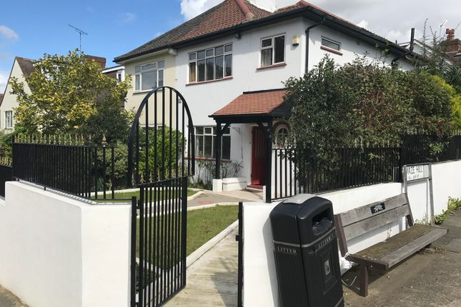 Thumbnail Detached house to rent in Maze Hill, Greenwich