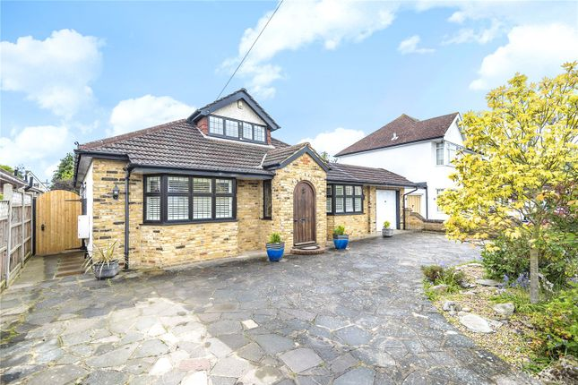 Thumbnail Bungalow for sale in Parkfield Road, Ickenham, Uxbridge, Middlesex