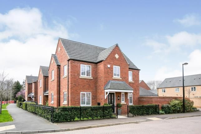 Thumbnail Detached house for sale in Juniper Drive, Houghton Conquest, Bedford, Bedfordshire