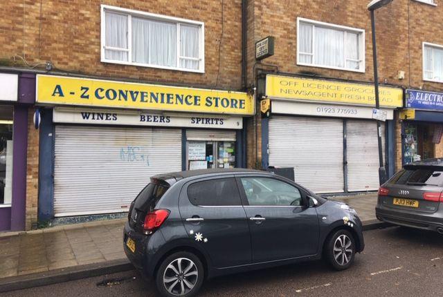 Thumbnail Retail premises to let in Tudor Parade, Berry Lane, Rickmansworth