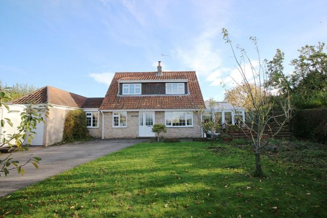 Thumbnail Detached bungalow for sale in Tennis Court Lane, Tollerton, York