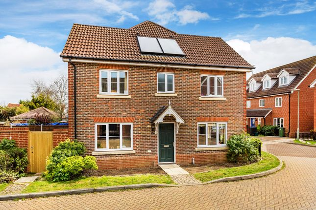 Thumbnail Semi-detached house for sale in Knights Mead, Lingfield