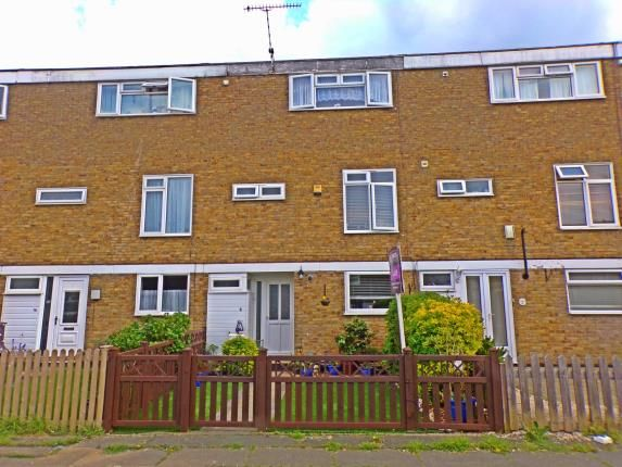 Thumbnail Terraced house for sale in Gladwyns, Laindon, Basildon