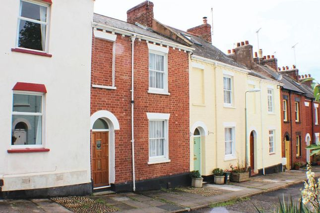 Thumbnail Terraced house to rent in Sandford Walk, Exeter