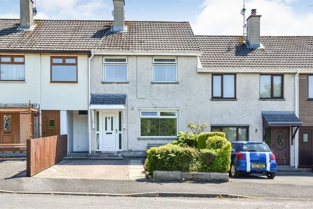 Thumbnail Terraced house for sale in Barra Drive, Ballymena, County Antrim