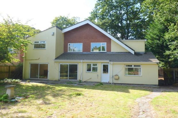 Thumbnail Detached house to rent in Plymyard Avenue, Bromborough, Wirral