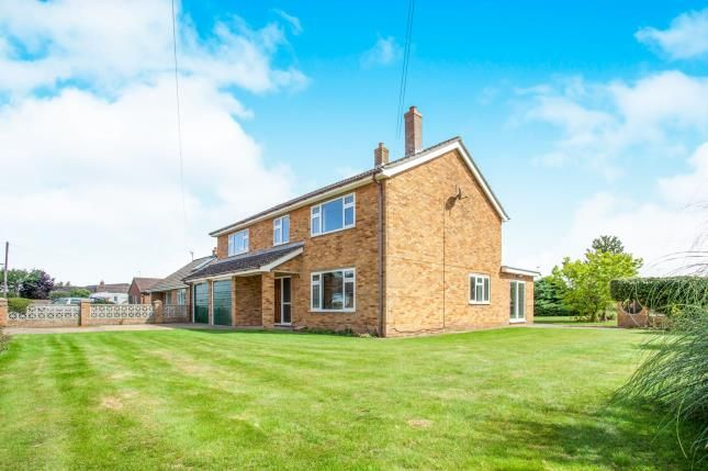 Thumbnail Detached house for sale in Witchford, Ely, Cambridgeshire