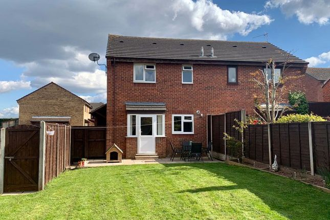 1 bed semi-detached house for sale in Fallowfield Close, Hereford HR2