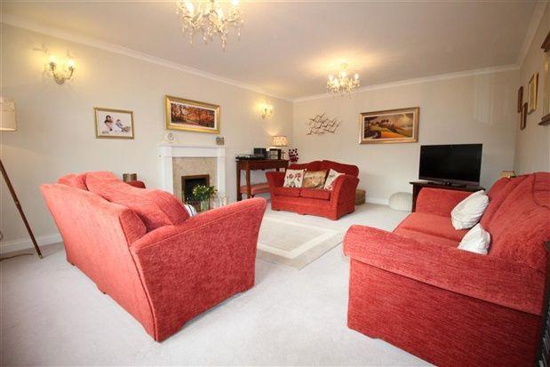 Living Room of Langdale Road, Leyland PR25