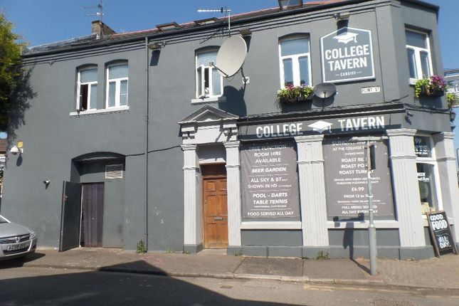 Flat for sale in North Rd, Cardiff