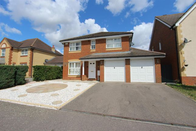 Thumbnail Detached house to rent in Recreation Way, Kemsley, Sittingbourne