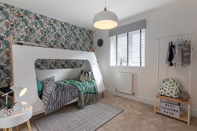 Bedroom 4 of Plot 135 - The Burnham, Sheerlands Road, Finchampstead RG40