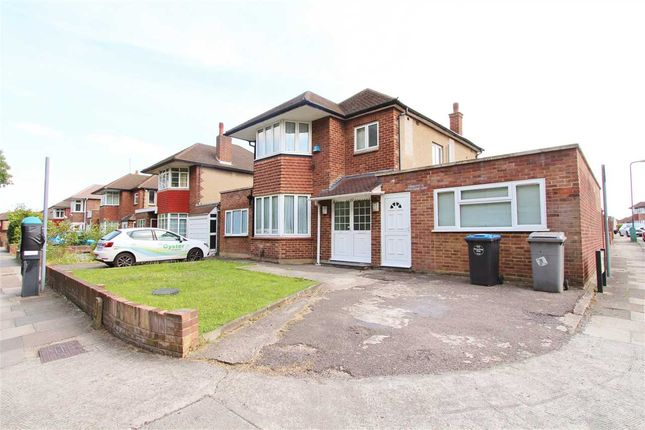 Thumbnail Detached house to rent in Harrow Road, Sudbury, Wembley
