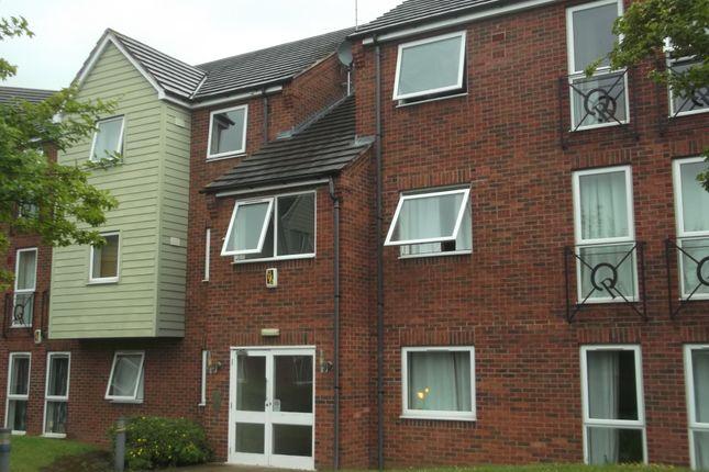 Thumbnail Flat to rent in Basin Lane, Tamworth