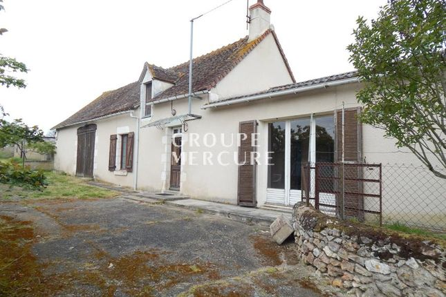 Thumbnail Country house for sale in Merigny, Centre, 36220, France