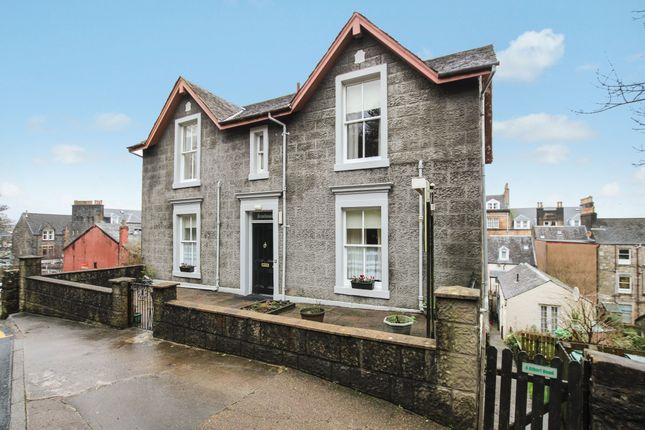 Thumbnail Detached house for sale in Albert Road, Oban