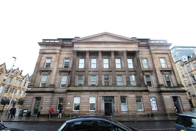Thumbnail Flat to rent in Ingram Street, Glasgow