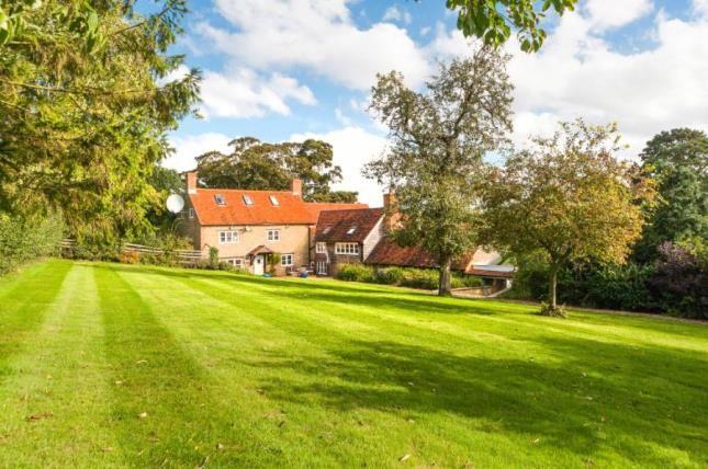 Thumbnail Detached house for sale in Eakley Lanes, Stoke Goldington, Newport Pagnell