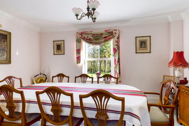 Dining Room of Tehidy Park, Tehidy, Camborne TR14