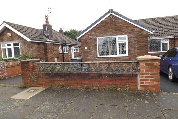 Thumbnail Bungalow to rent in Lomond Avenue, St. Annes, Lytham St. Annes