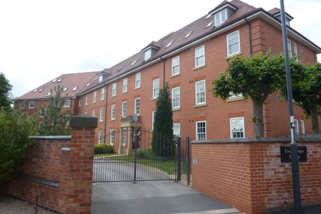 Thumbnail Flat to rent in Five Lamps House, Belper Road
