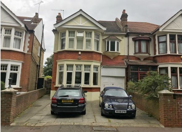 Thumbnail Semi-detached house for sale in Blakehall Crescent, Wanstead, London