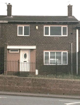 Thumbnail Terraced house to rent in Minsthorpe Lane, South Elmsall