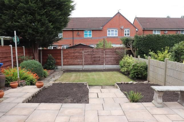 Garden of Patterdale Road, Offerton, Stockport, Cheshire SK1