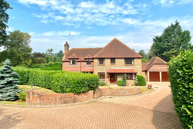 Thumbnail Detached house for sale in Limbrey Hill, Upton Grey, Basingstoke