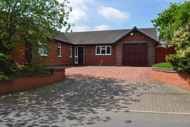 Thumbnail Detached bungalow for sale in Brockhill Lane, Brockhill, Redditch