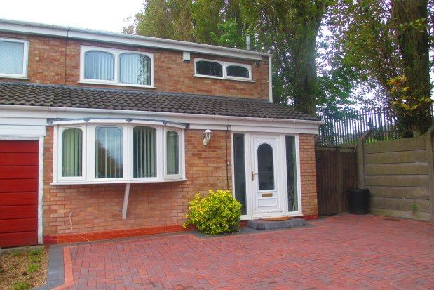 Thumbnail Property to rent in Parkdale Close, Birmingham