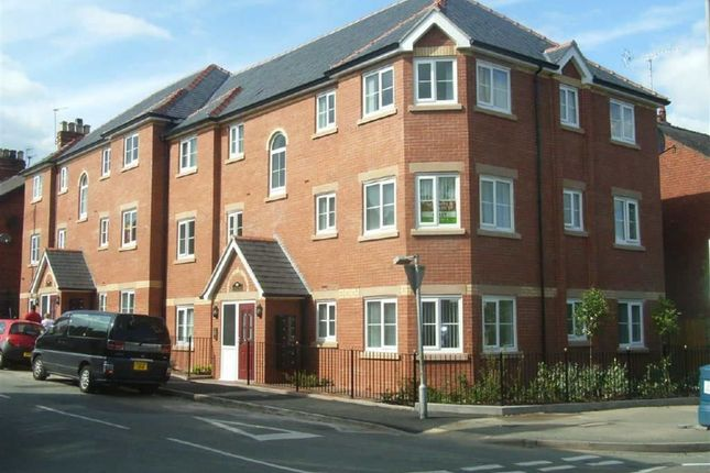 Thumbnail Flat to rent in Beatrice Court, Oswestry, Shropshire