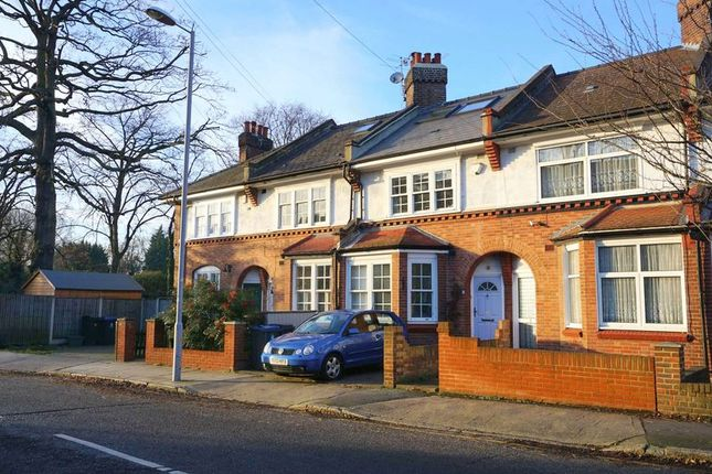 Thumbnail Terraced house to rent in Lower Kings Road, Kingston Upon Thames