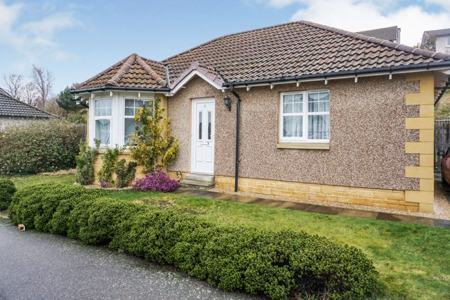 Thumbnail Detached bungalow for sale in Marleon Field, Elgin