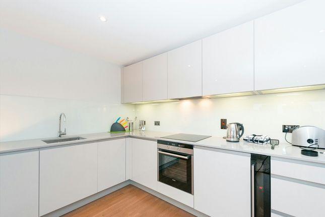 Kitchen of Crawford Building, Aldgate, London E1