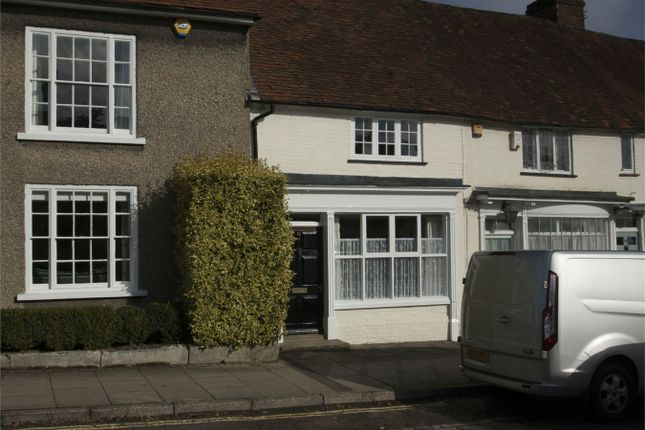 Thumbnail Cottage to rent in High Street, Odiham, Hook