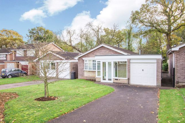 Thumbnail Detached bungalow for sale in Kingsway Road, Leicester