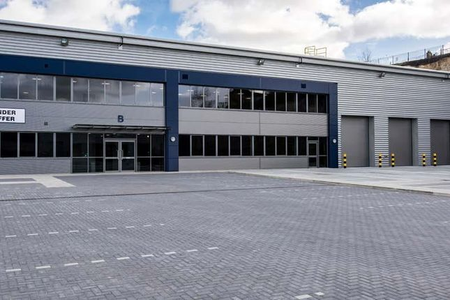 Thumbnail Warehouse to let in Logistics City Whiteley, Fulcrum 6, Solent Way, Whiteley, Fareham, Hampshire