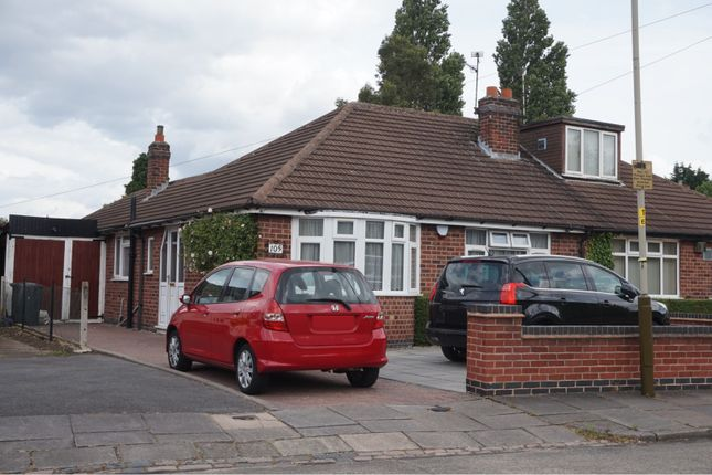 Thumbnail Bungalow to rent in Sharpland, Leicester