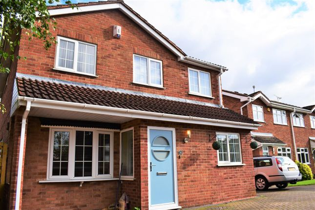 Thumbnail Detached house for sale in Blackthorn Grove, Nuneaton