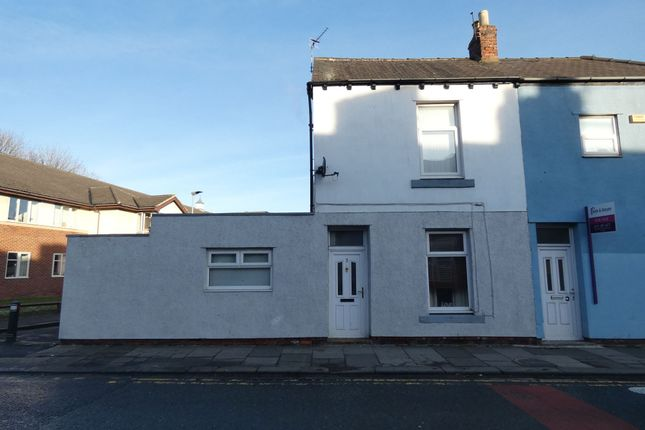 1 bed terraced house for sale in Renwick Road, Blyth NE24