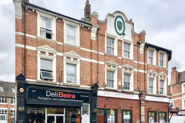 Thumbnail Flat to rent in High Road, Williesden