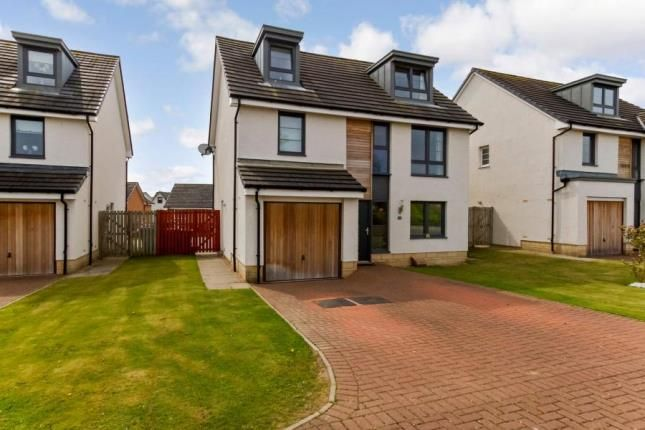 Thumbnail Detached house for sale in Cypress Road, Motherwell, North Lanarkshire