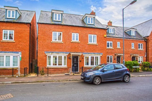 Thumbnail Detached house to rent in Needlepin Way, Buckingham