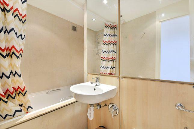 Bathroom of Luxborough Street, London W1U