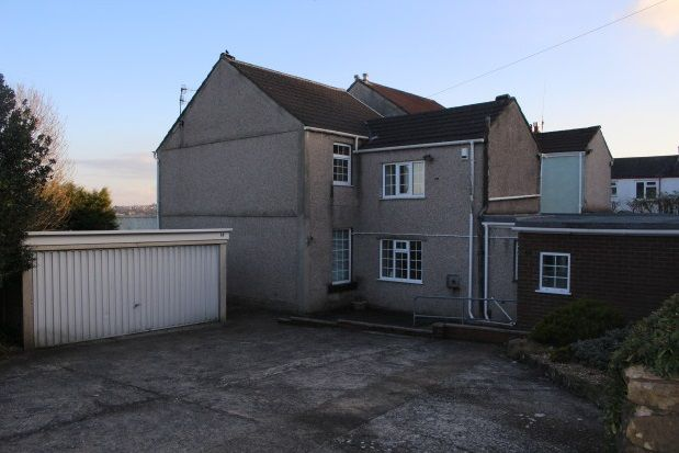 Thumbnail Detached house to rent in Treharne Road, Morriston, Swansea