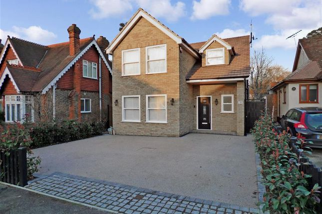 Thumbnail Detached house for sale in Beaufort Road, Billericay, Essex