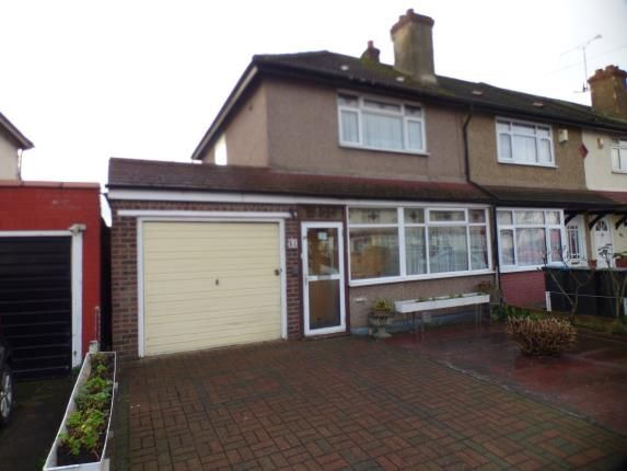 Thumbnail End terrace house for sale in Middleham Road, Upper Edmonton, London