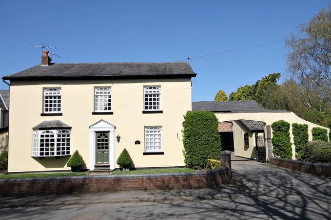 Thumbnail Detached house for sale in Twiss Green Lane, Culcheth, Warrington